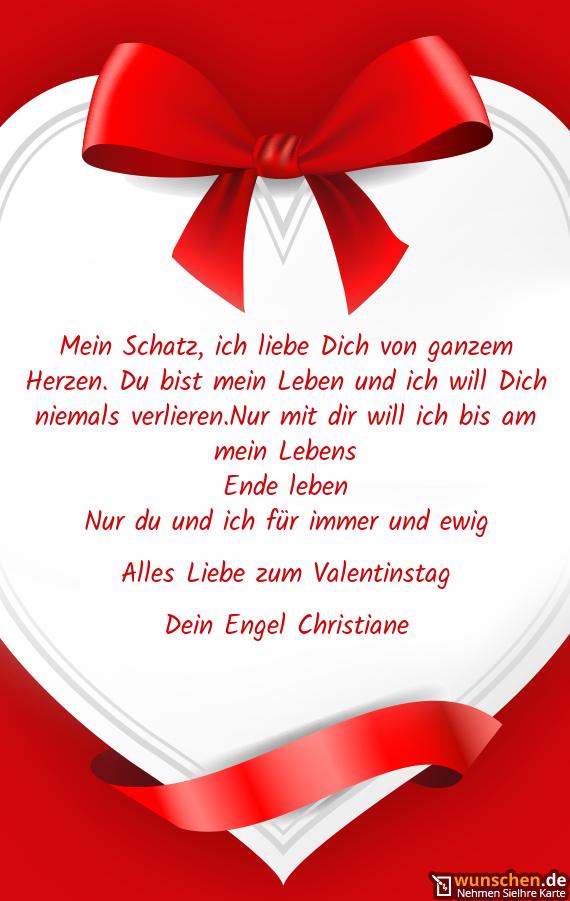 Herz Liebe Liebe Dich Valentinstag